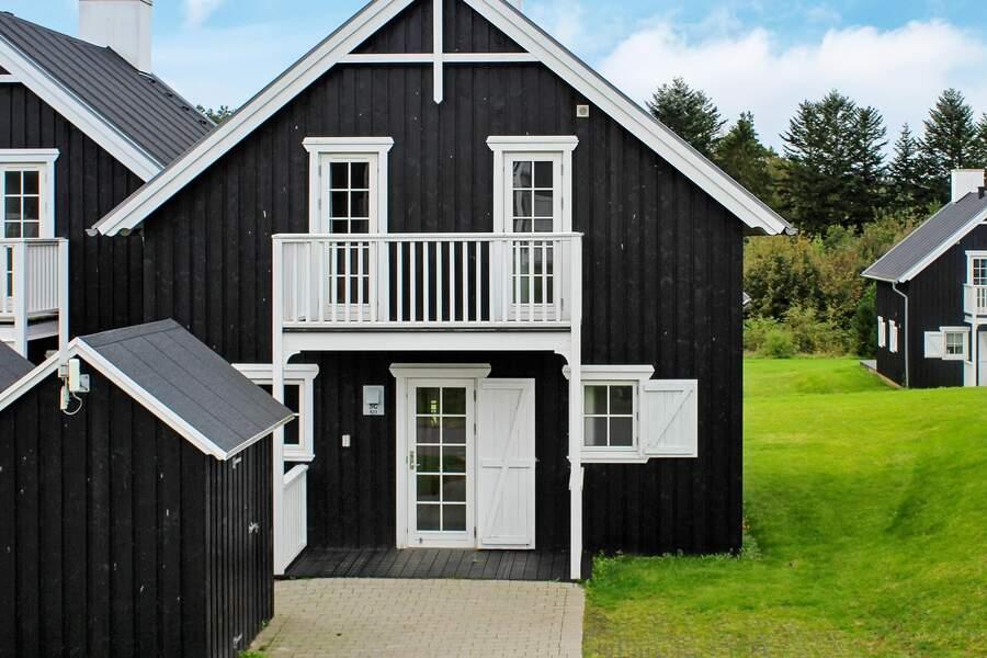 8 persoons vakantiehuis in Midden-Jutland
