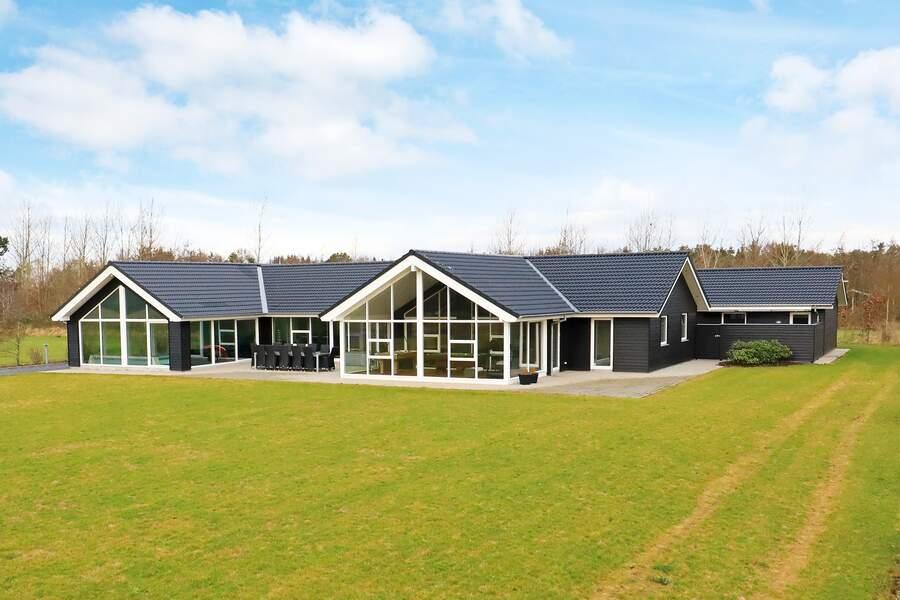12 persoons vakantiehuis in Noordwest-Jutland
