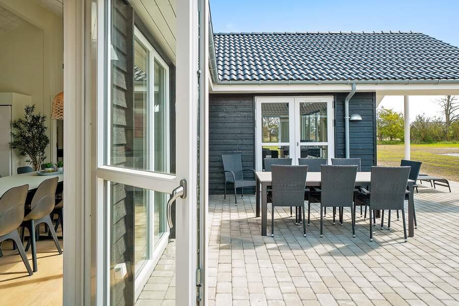 24 persoons vakantiehuis in Oost-Jutland midden