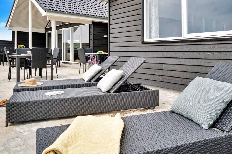 20 persoons vakantiehuis in West-Jutland midden