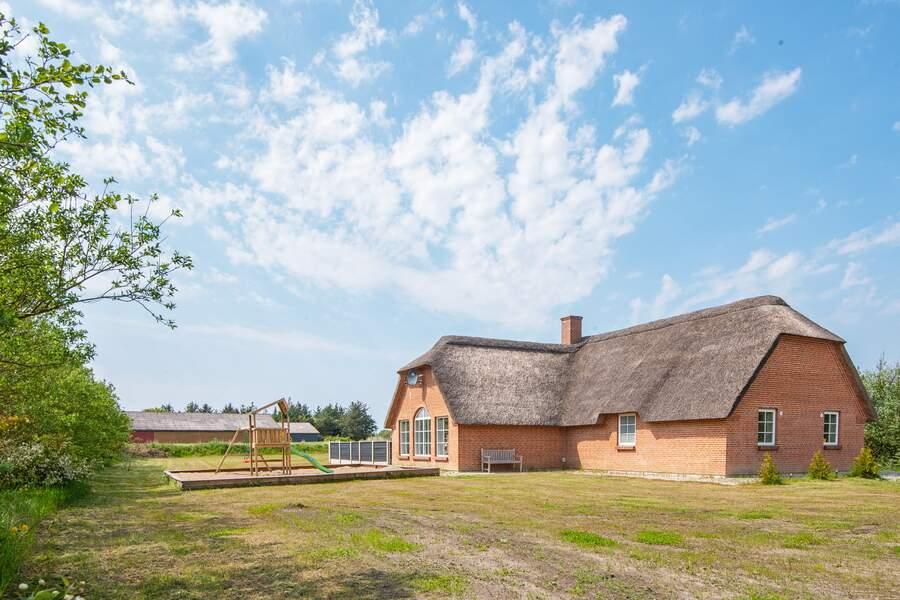 15 persoons vakantiehuis in West-Jutland midden