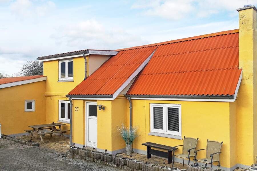 2 persoons vakantiehuis in Noordoost-Jutland