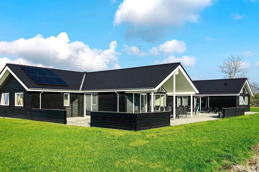 26 persoons vakantiehuis in Oost-Jutland midden
