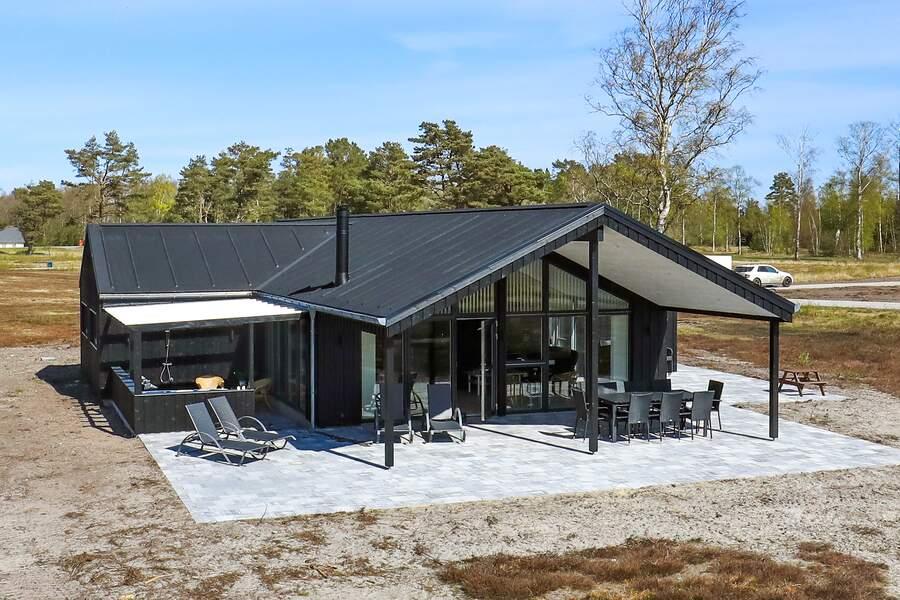 14 persoons vakantiehuis in Noordoost-Jutland