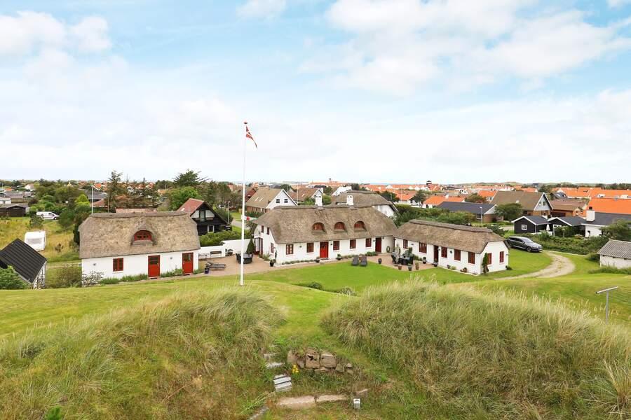 19 persoons vakantiehuis in Noordwest-Jutland