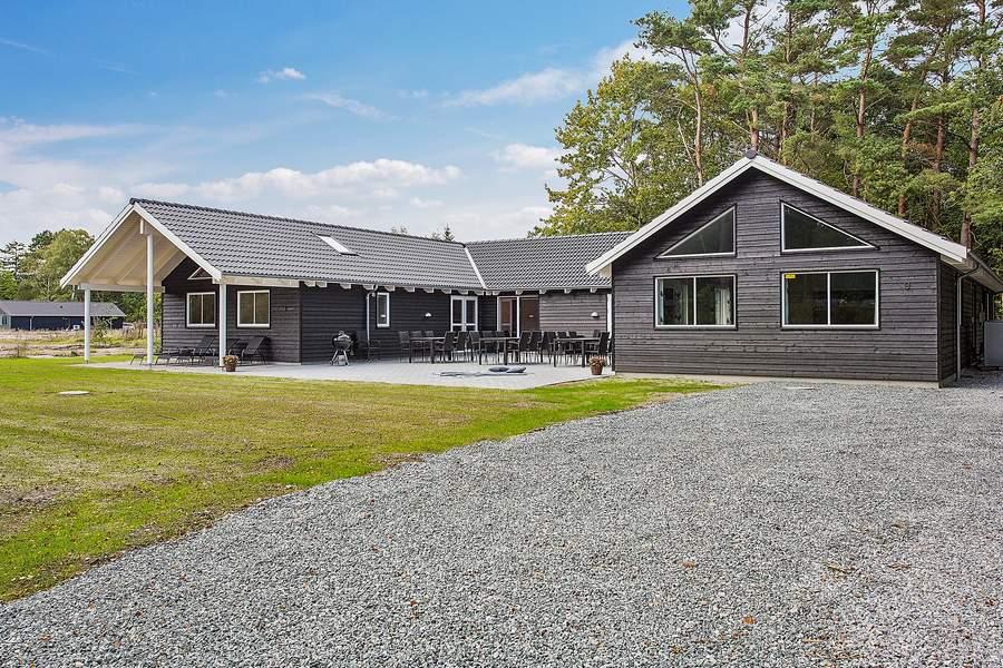 24 persoons vakantiehuis in Noord-Sjælland