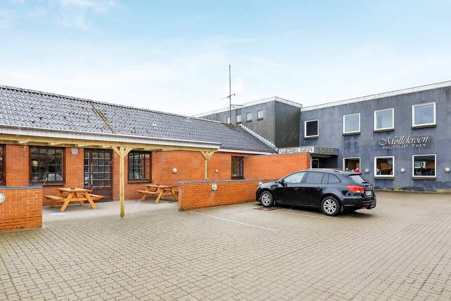 25 persoons vakantiehuis in Noordwest-Jutland