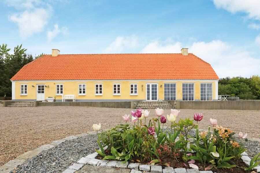 16 persoons vakantiehuis in Noordwest-Jutland