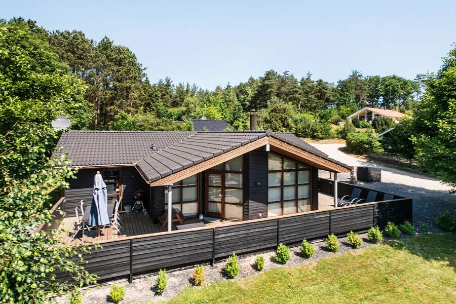 12 persoons vakantiehuis in Oost-Jutland midden