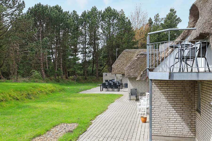 13 persoons vakantiehuis in Zuidwest-Jutland