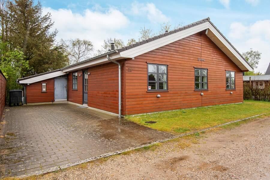 8 persoons vakantiehuis in Zuidoost-Jutland