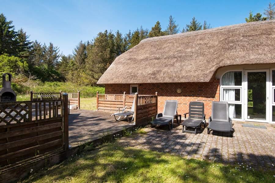 16 persoons vakantiehuis in West-Jutland midden