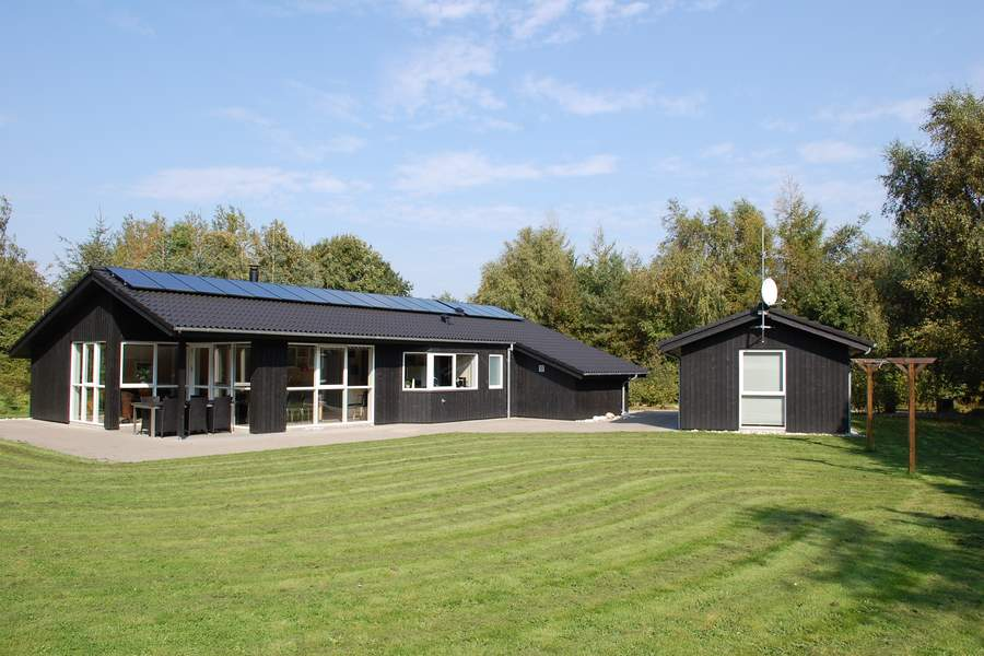 8 persoons vakantiehuis in Zuidwest-Jutland