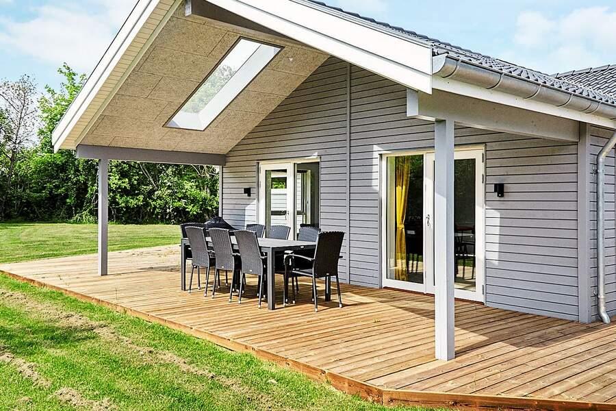 10 persoons vakantiehuis in Zuid-Sjælland