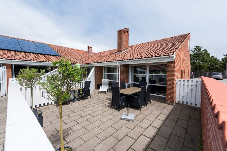 7 persoons vakantiehuis in Zuidwest-Jutland