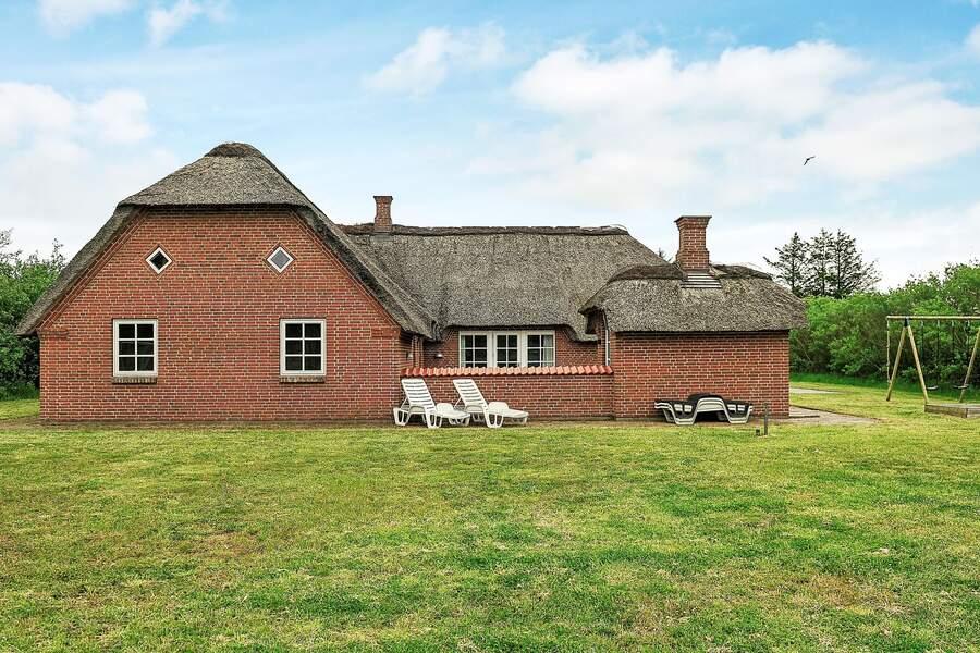 18 persoons vakantiehuis in West-Jutland midden