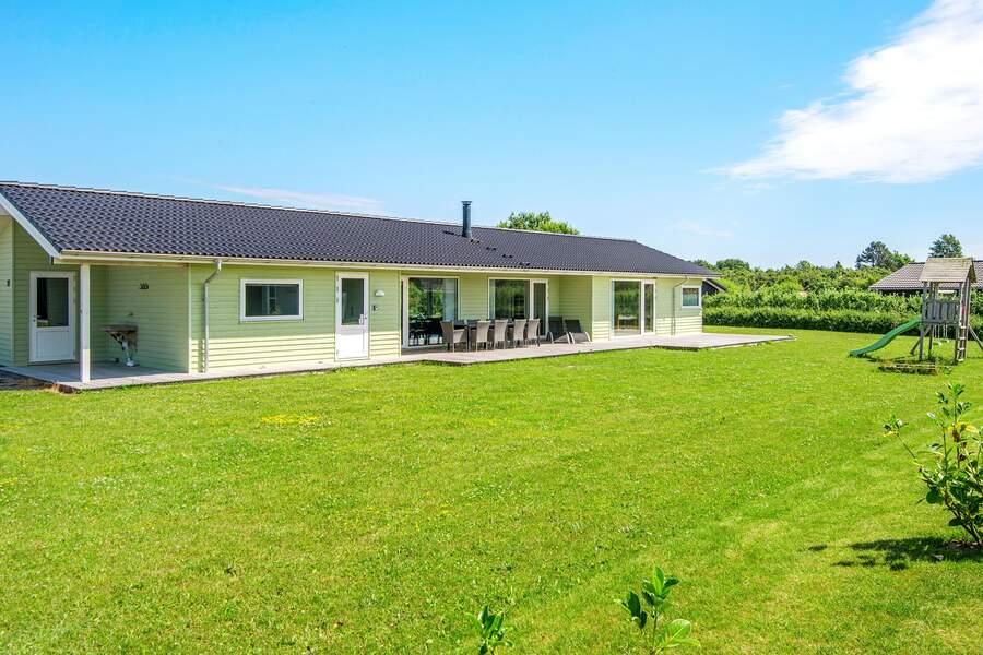 12 persoons vakantiehuis in Zuidoost-Jutland
