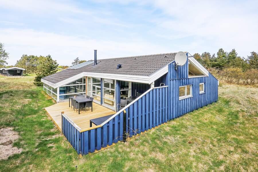 9 persoons vakantiehuis in Noordwest-Jutland