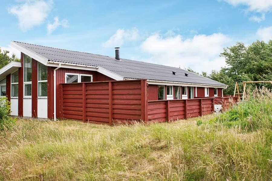 11 persoons vakantiehuis in Zuidwest-Jutland