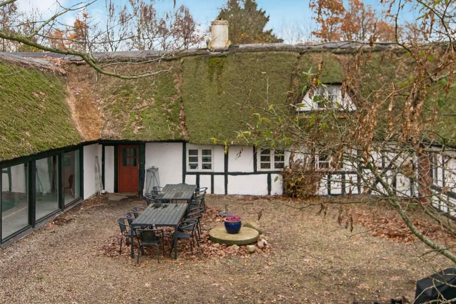 15 persoons vakantiehuis in Oost-Jutland midden