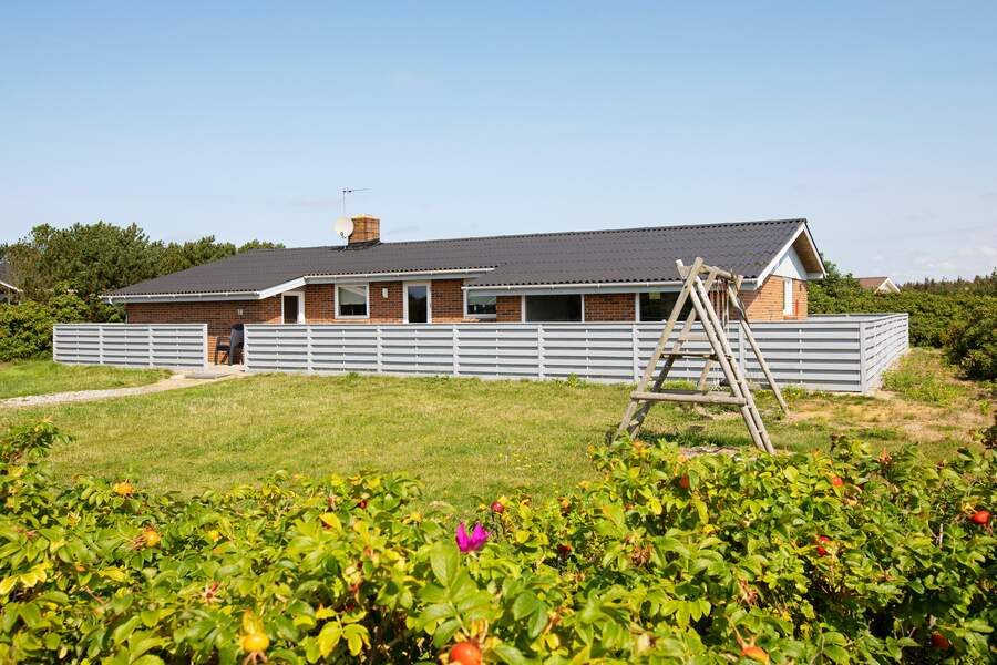 10 persoons vakantiehuis in West-Jutland midden