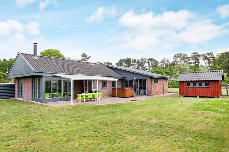 10 persoons vakantiehuis in Noord-Sjælland