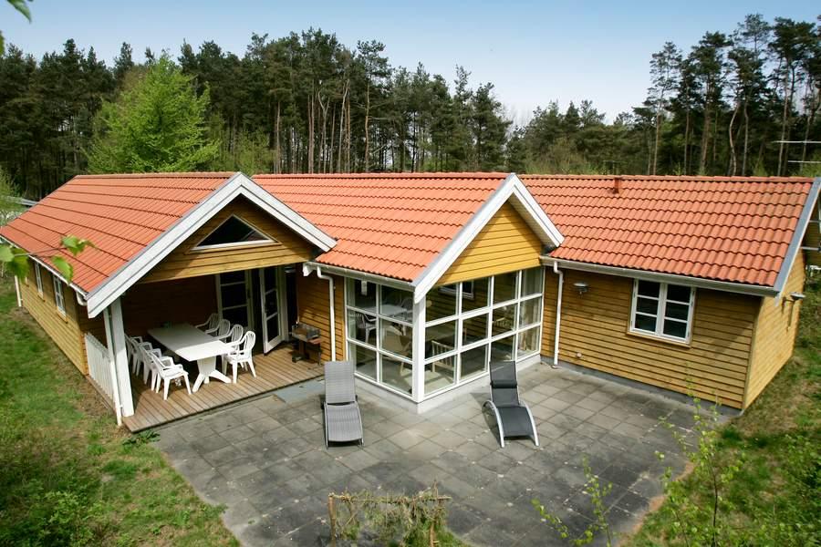 10 persoons vakantiehuis in Bornholm