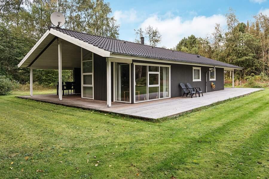 7 persoons vakantiehuis in Midden-Jutland