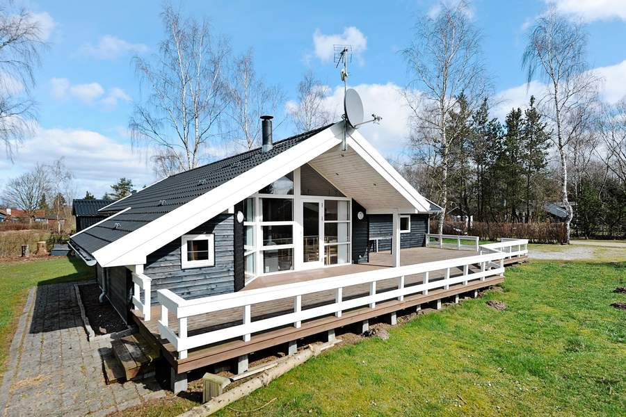 10 persoons vakantiehuis in Midden-Jutland