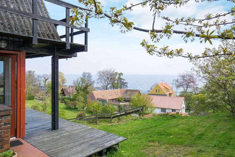 8 persoons vakantiehuis in Bornholm