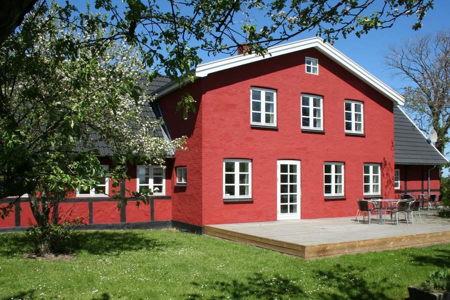 12 persoons vakantiehuis in Bornholm