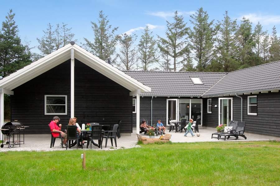 22 persoons vakantiehuis in Zuidwest-Jutland