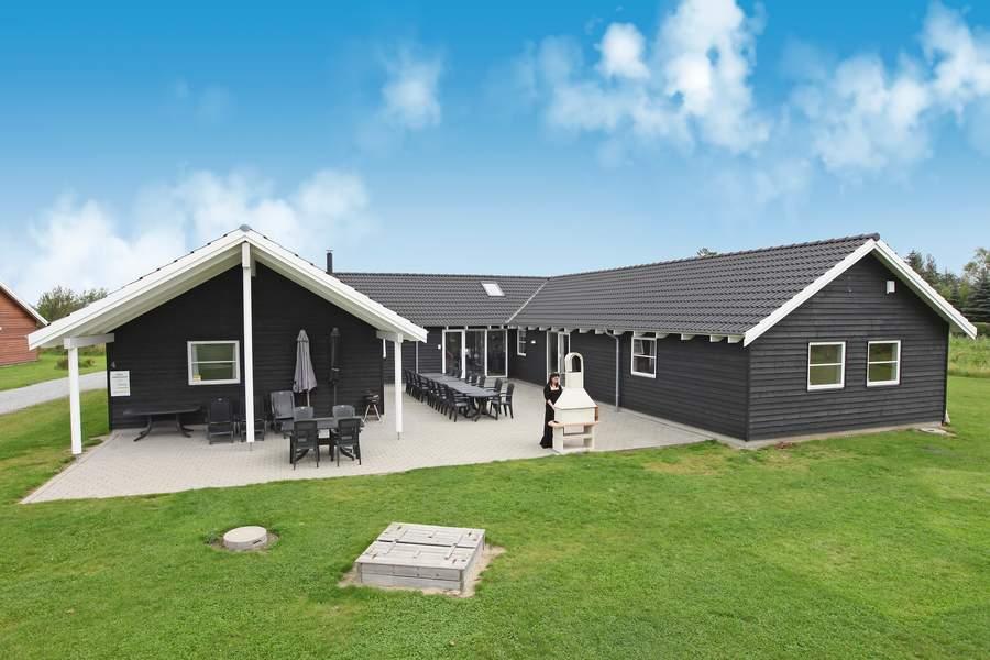 24 persoons vakantiehuis in Lolland, Falster, Møn