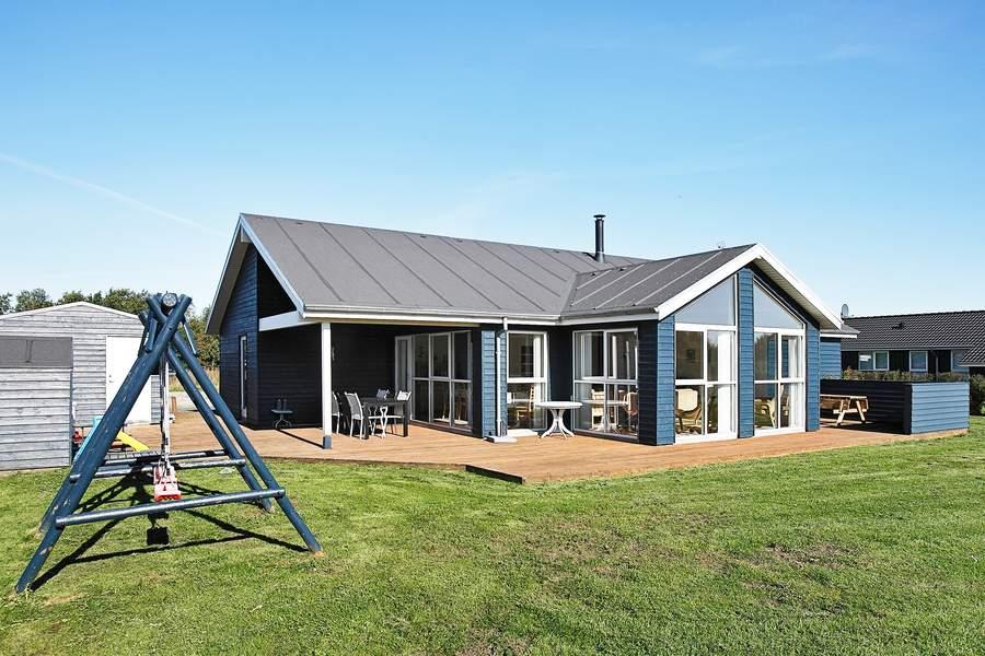 12 persoons vakantiehuis in Noordoost-Jutland
