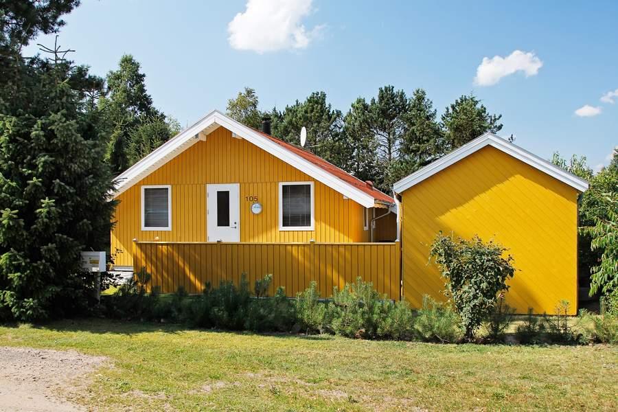 6 persoons vakantiehuis in Midden-Jutland