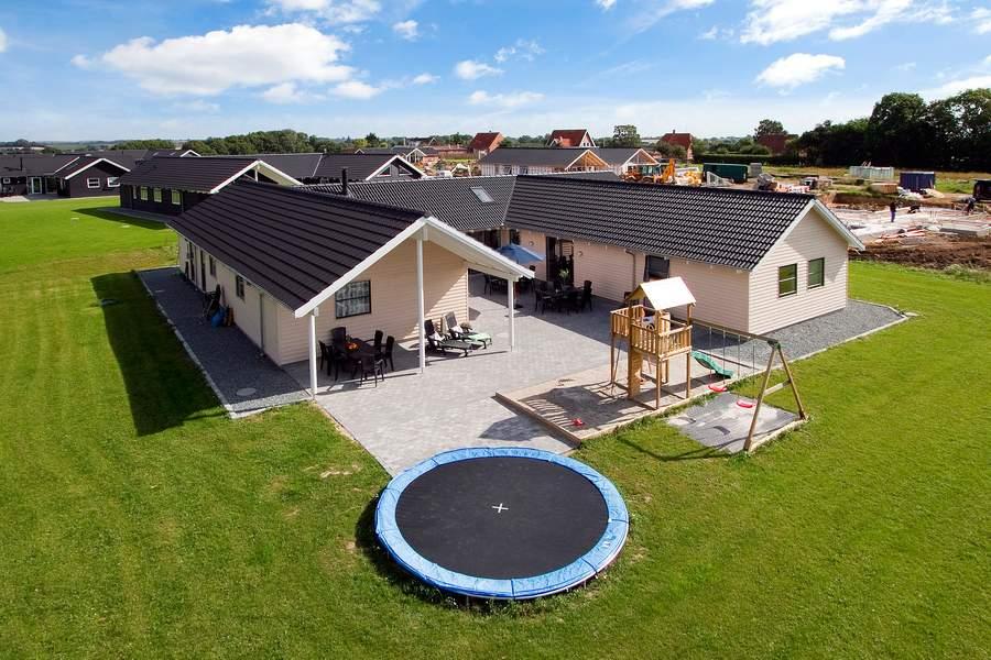 22 persoons vakantiehuis in Zuidoost-Jutland