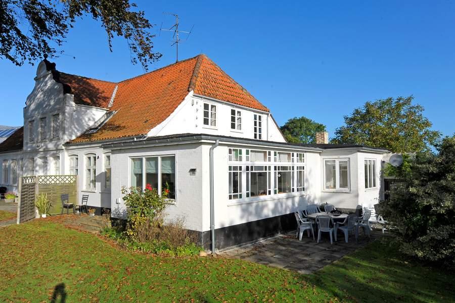 10 persoons vakantiehuis in Zuidoost-Jutland