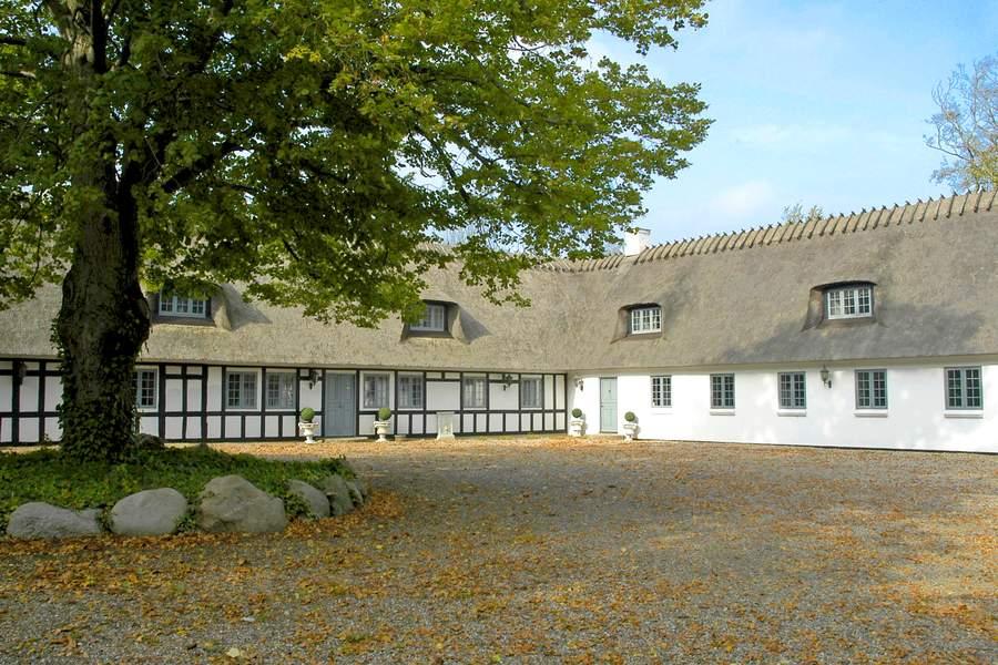 18 persoons vakantiehuis in Funen, Langeland