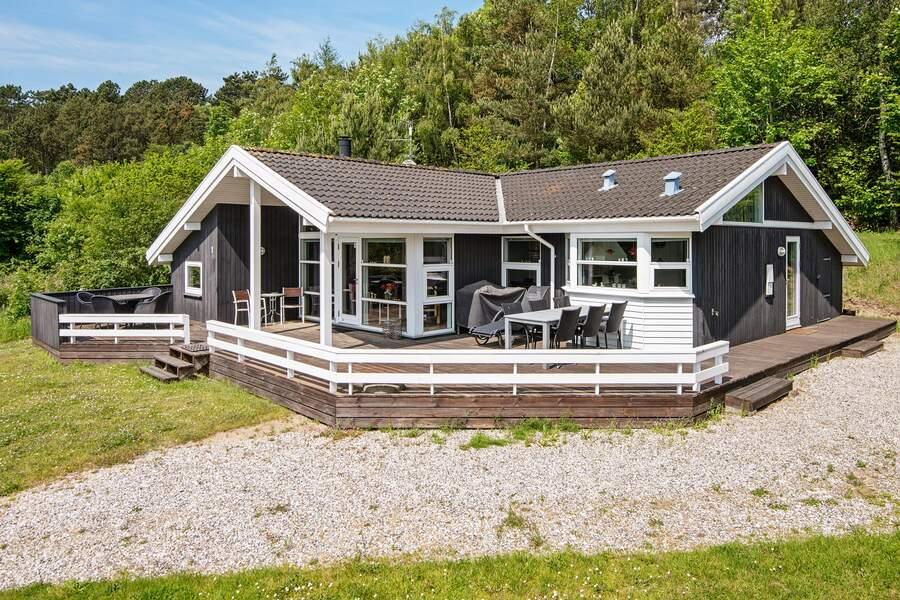 8 persoons vakantiehuis in Oost-Jutland midden