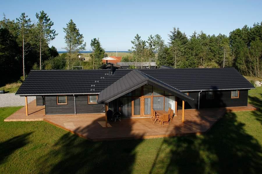 9 persoons vakantiehuis in Noordoost-Jutland