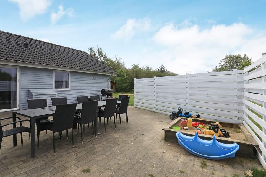 14 persoons vakantiehuis in West-Jutland midden