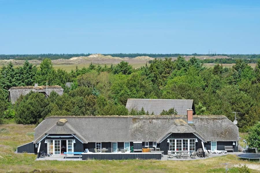 18 persoons vakantiehuis in Zuidwest-Jutland