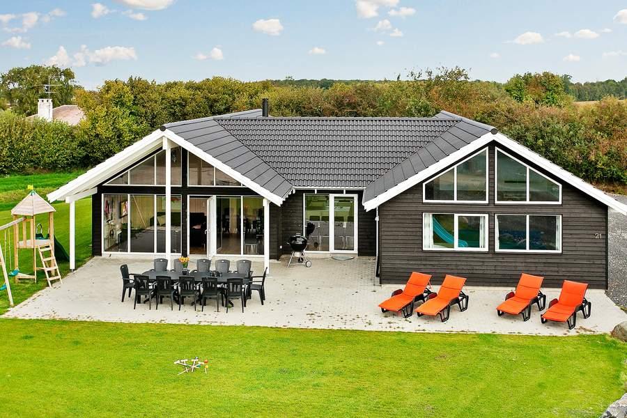 16 persoons vakantiehuis in Funen, Langeland