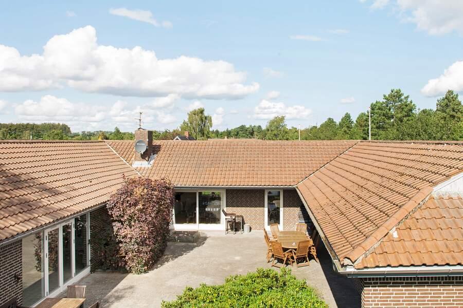 17 persoons vakantiehuis in Oost-Jutland midden