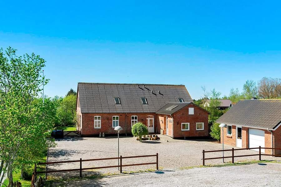 17 persoons vakantiehuis in Zuidwest-Jutland