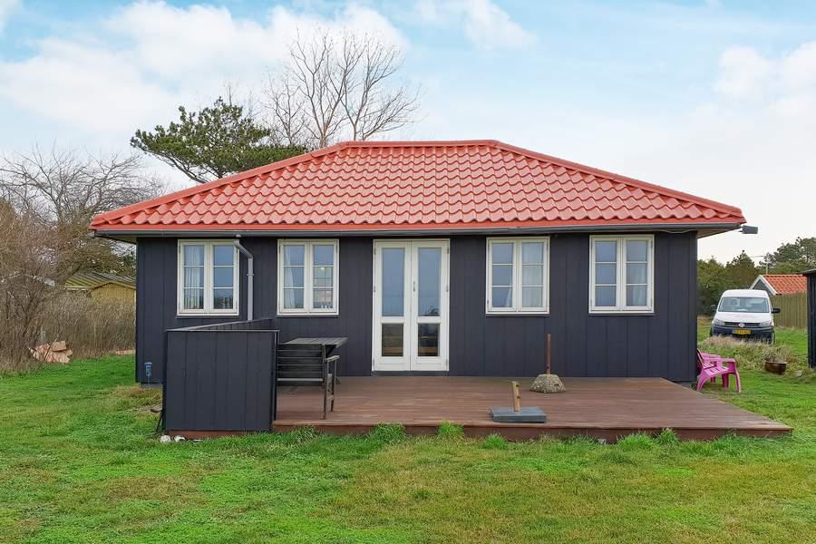 3 persoons vakantiehuis in Zuid-Sjælland