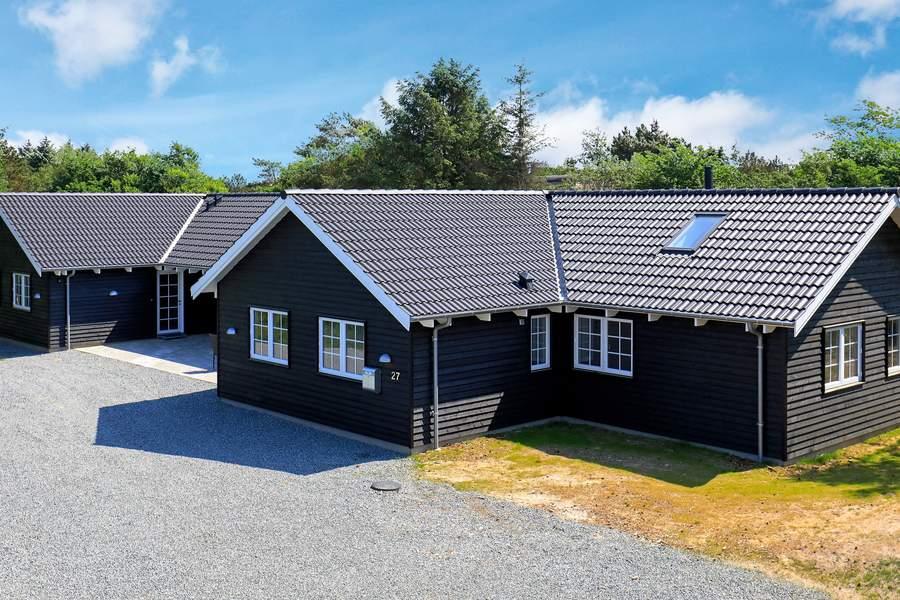 24 persoons vakantiehuis in West-Jutland midden