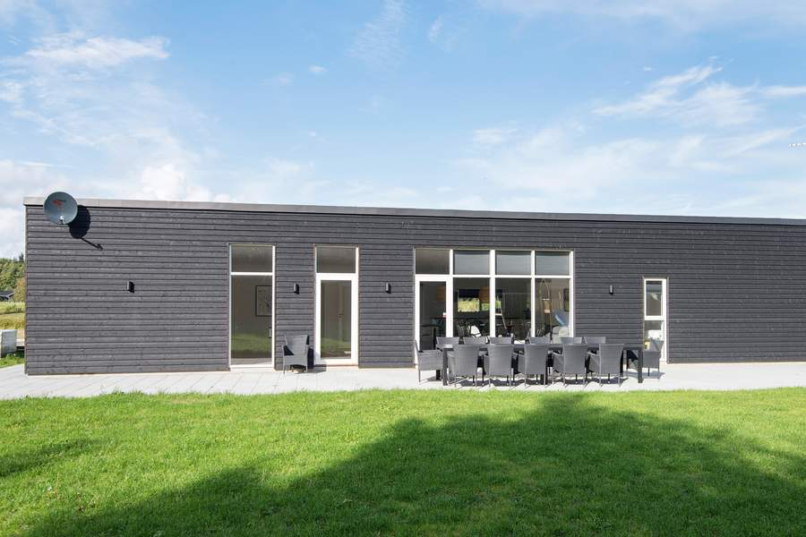 14 persoons vakantiehuis in Oost-Jutland midden
