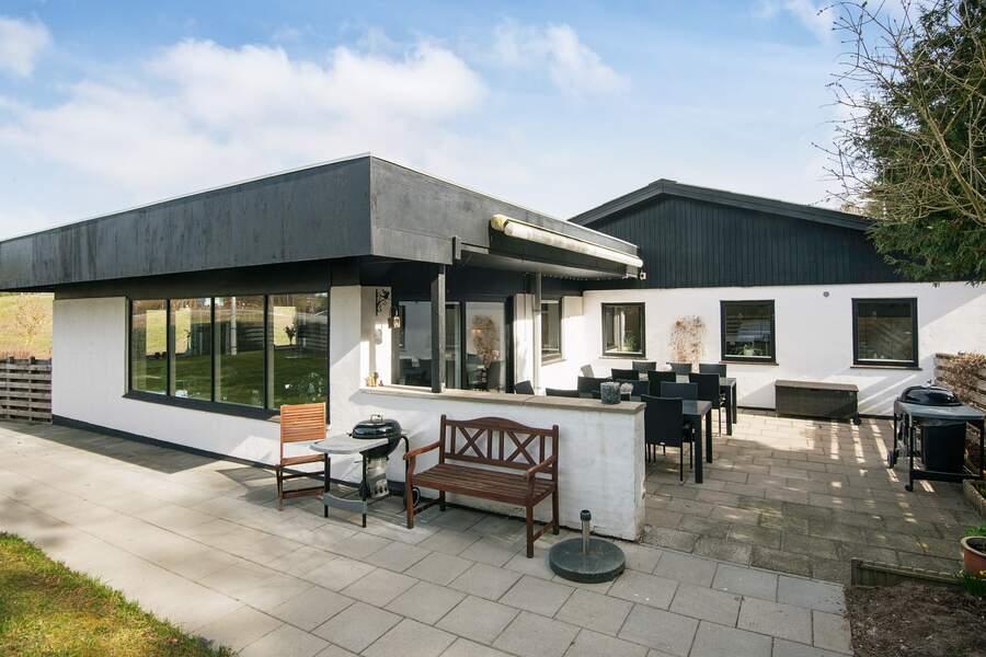 30 persoons vakantiehuis in Oost-Jutland midden