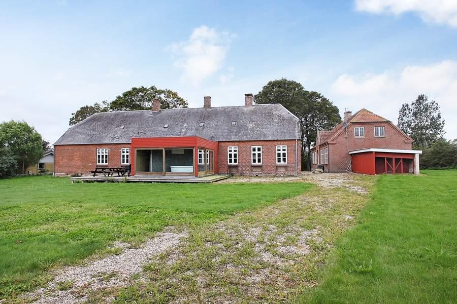 26 persoons vakantiehuis in Noordwest-Jutland